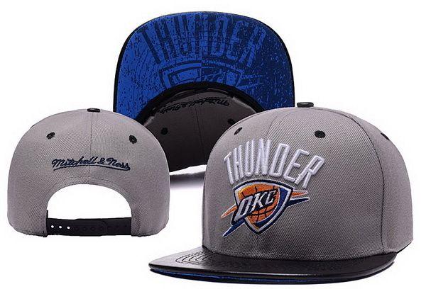 wholesale dealer 1bf6a 92aa5 NBA Oklahoma City Thunders Snapback 61