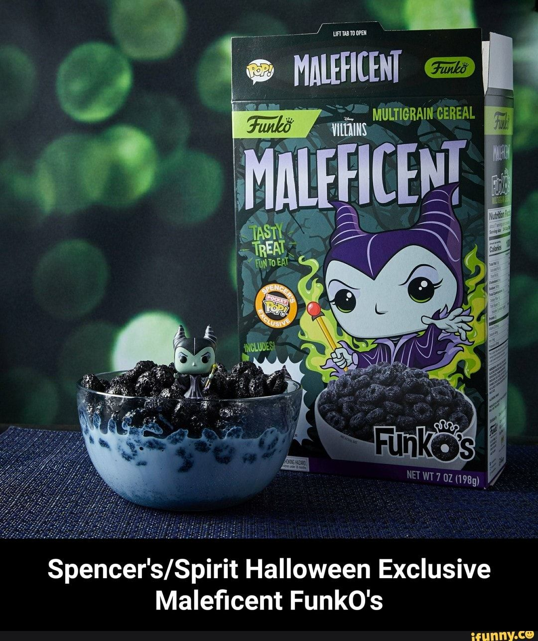 Spencer's/Spirit Halloween Exclusive Maleficent FunkO's