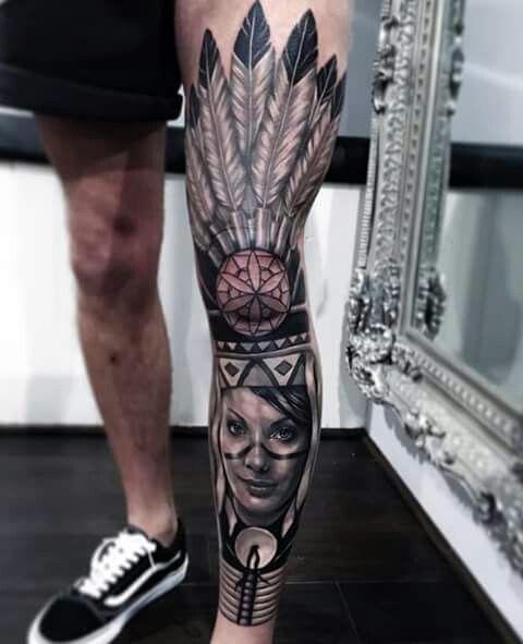 By Joe Carpenter Tatuajes Impresionantes Tatuajes Pierna