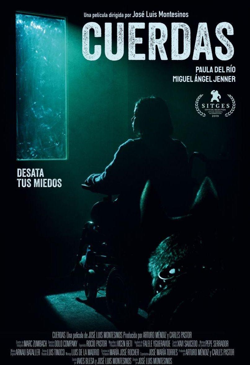 Cuerdas Peliculas Completas Horror Movie Posters Peliculas