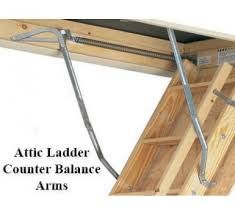 Image Result For Disappearing Stairs Attic Stairs Attic Stairs Repair