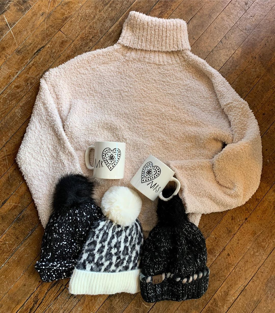 Baby its cold outside    Weve got all things cozy to stay warm inside with some hot cocoa   Come and see us until 6 or we ship for free