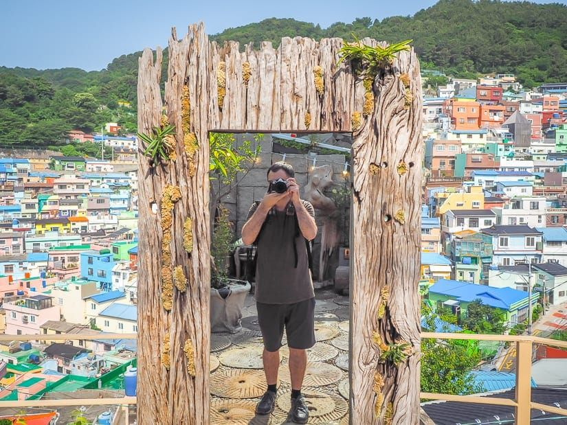 Gamcheon Culture Village: A Paradise for Instagrammers | Spiritual Travels
