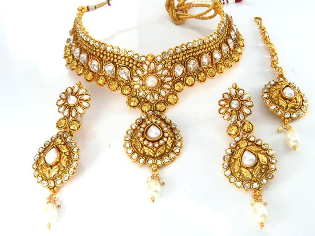 Beautiful Indian Jewellery Designs Bridal Jewelry