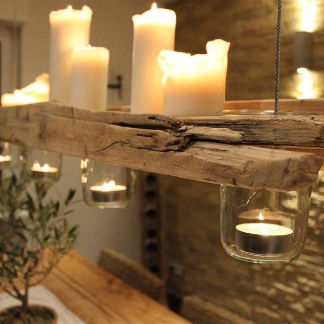 DIY Und Selbermachen · Windlichtträger : Landhaus Accessoires Und Dekoration  ... Good Ideas