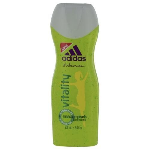 Adidas Natural Vitality By Adidas Hydrating Shower Gel 8.4 Oz