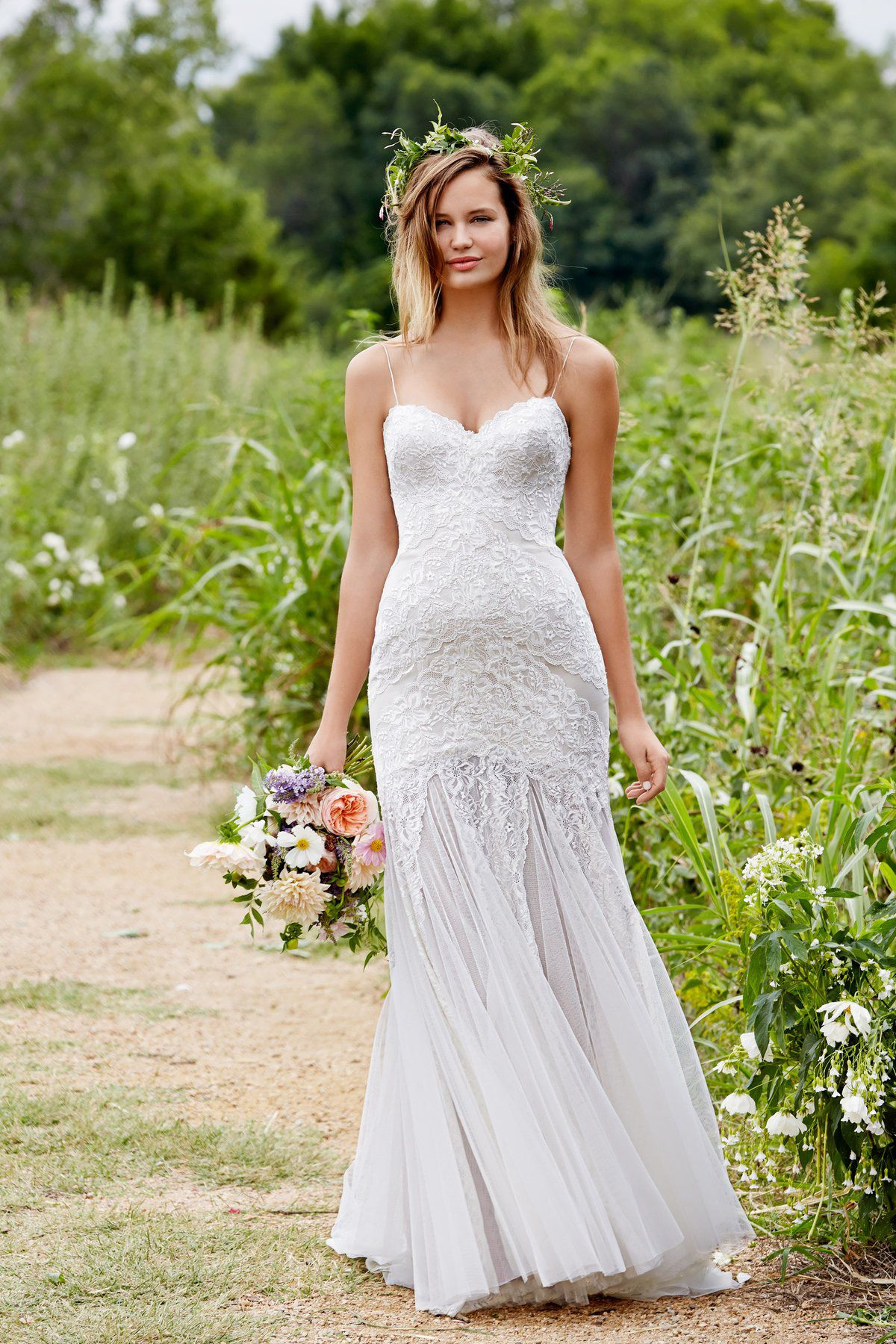 Watters Wren By Willowby 54708S Wedding DressesUsed