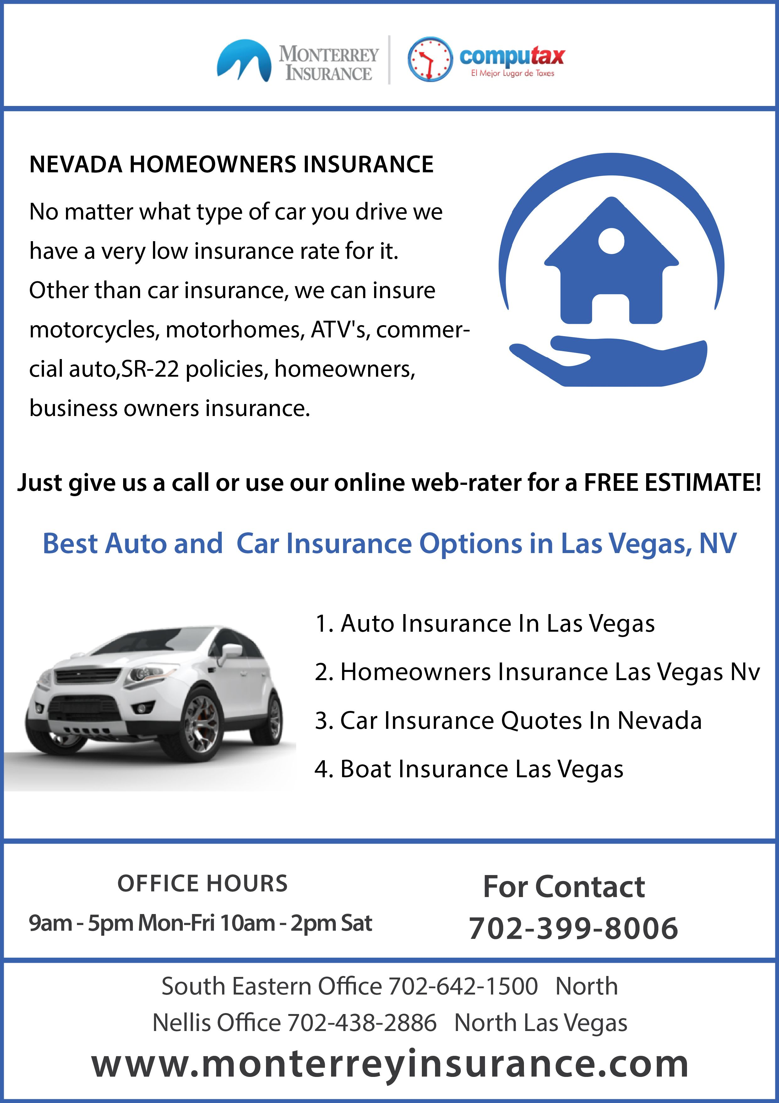 Finding The Best Car Insurance In Las Vegas If So Then Till Now