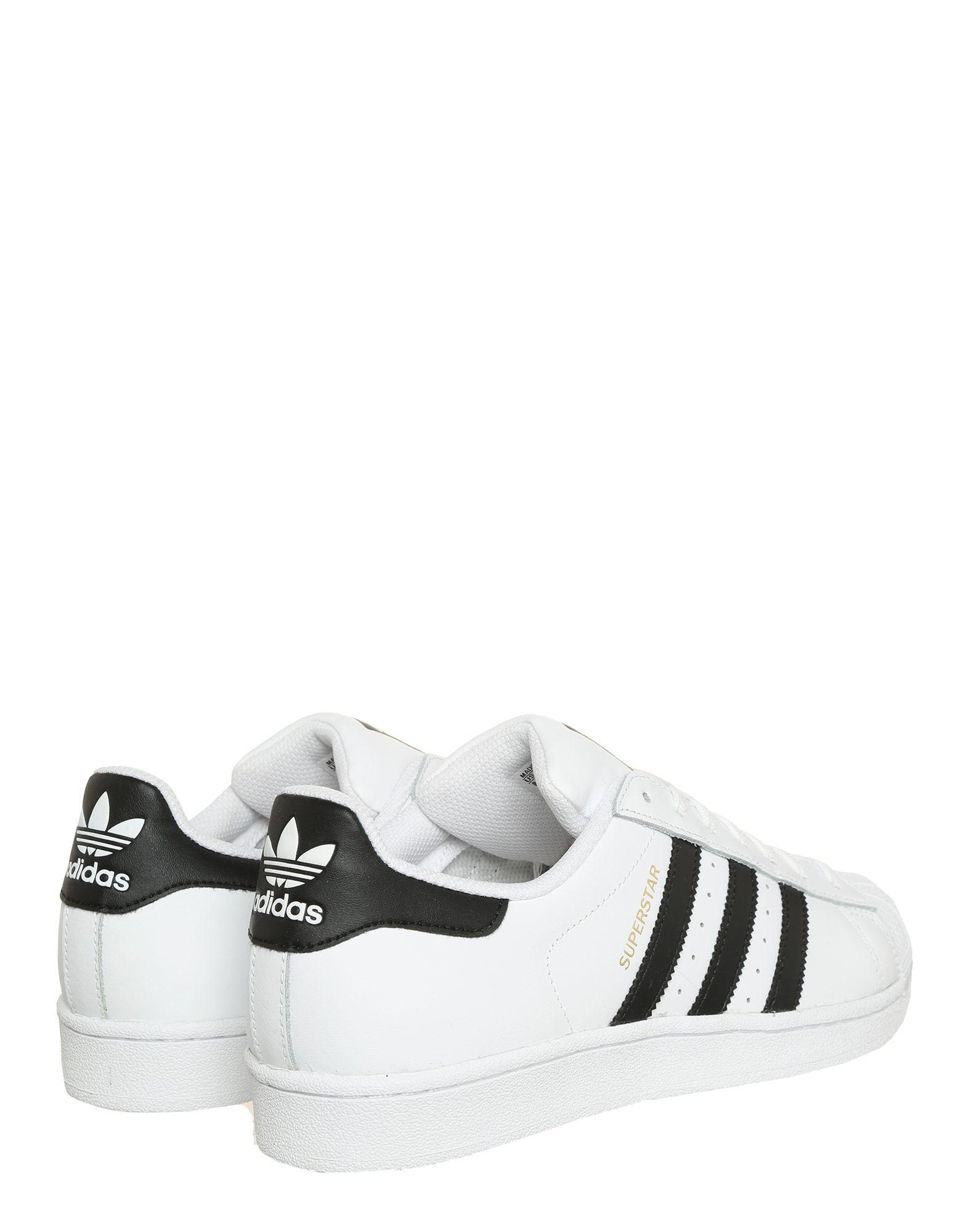 Adidas Originals Sneaker Superstar In Schwarz Weiss Adidasclothes Sneakers Adidas Superstar Adidas Superstar Sneaker