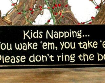 Please excuse the mess my Children are by thecountrysignshop