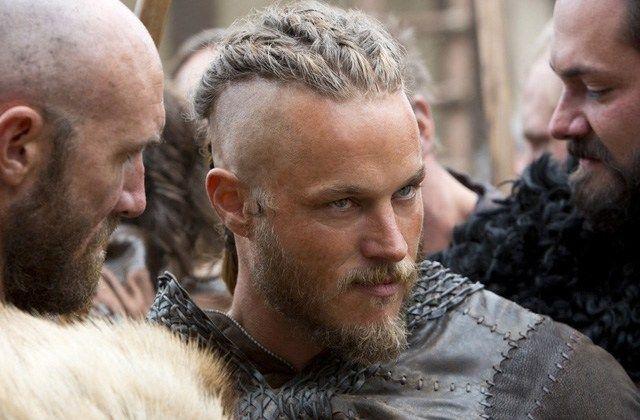 la barba ragnar la barba del protagonista de vikingos. Black Bedroom Furniture Sets. Home Design Ideas