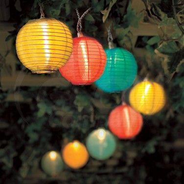 10 Decorative Garden Lights