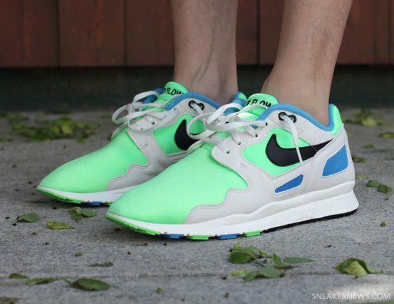 Nike Air Flow TZ - Bright Cactus
