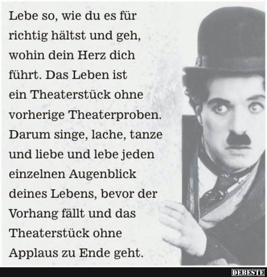 Charlie chaplin ist das das leben Charlie Chaplin