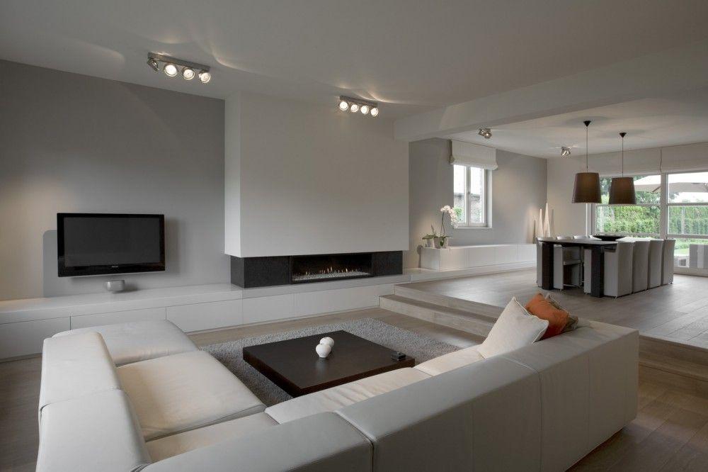 Interieurconcepten maison pinterest maison - Interieur maison architecte ...