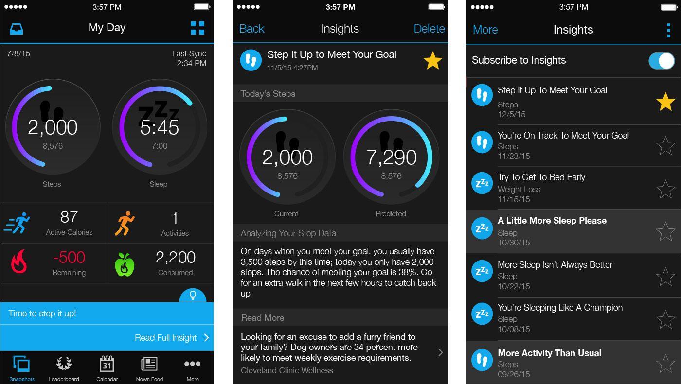 Garmin Connect Mobile App >> Garmin Connect Mobile Garmin Emotion Mobile App App