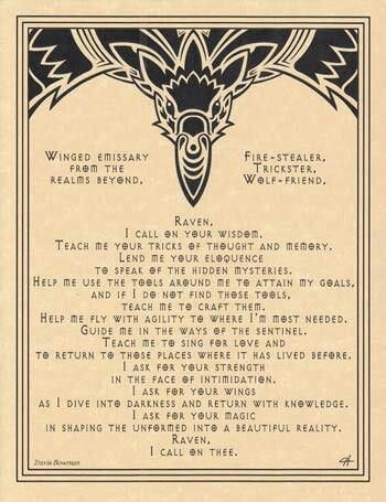 Invocation of the spirit book
