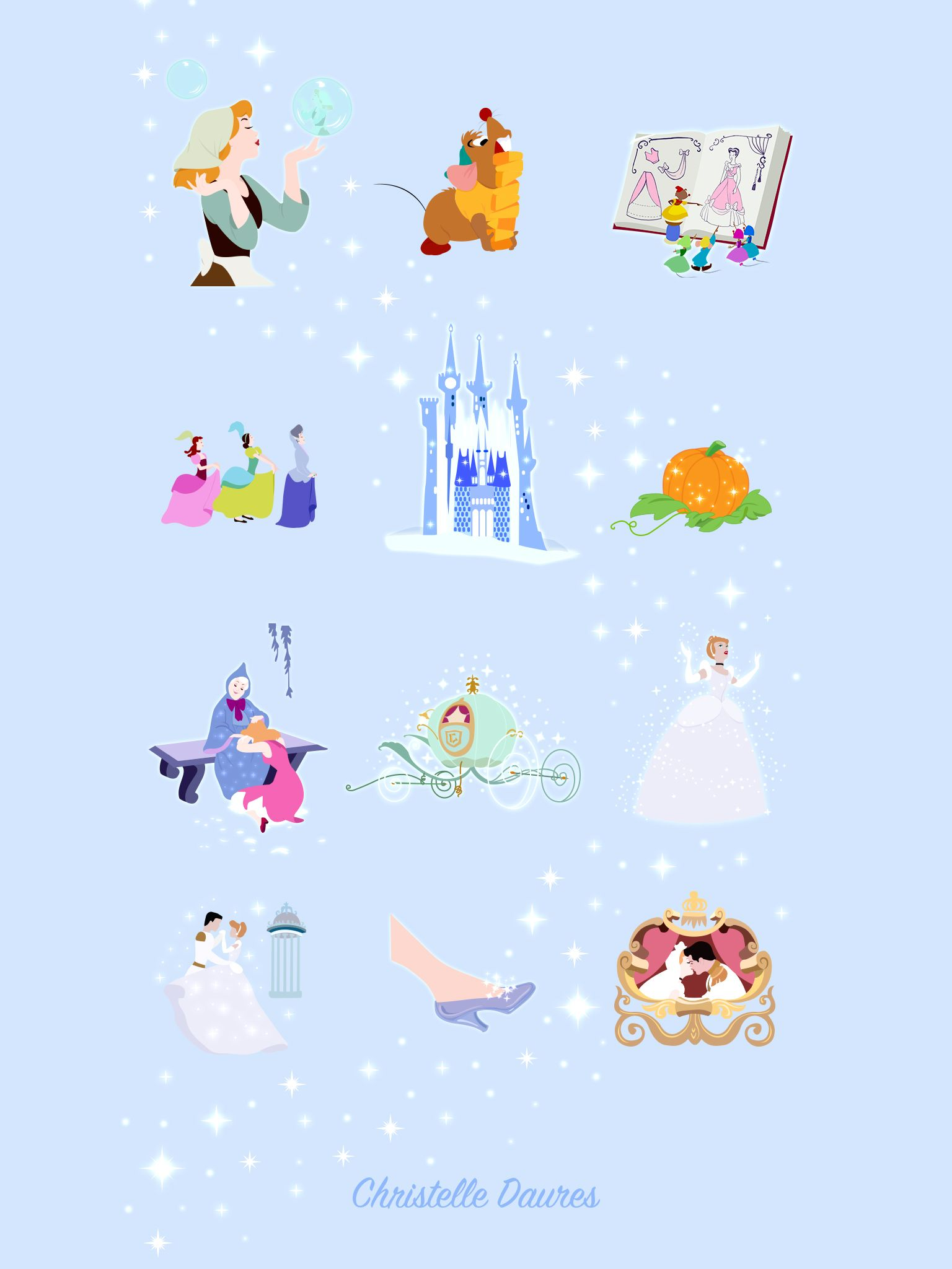Cendrillon Fond D Ecrans Disney Crecre Fond D Ecran Iphone Disney Papier Peint Disney Fond D Ecran Cendrillon