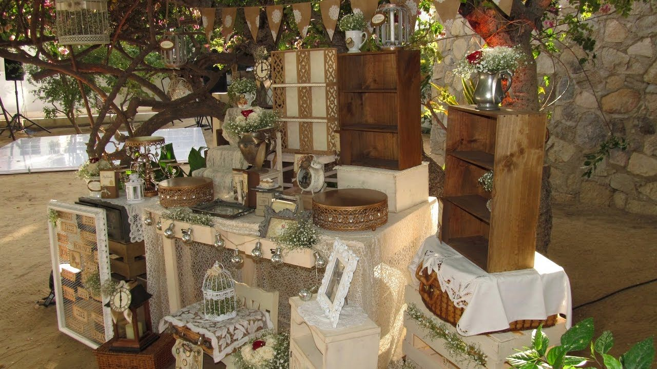 Candy Bar para boda | Dekoration | Pinterest | Bar and Vintage
