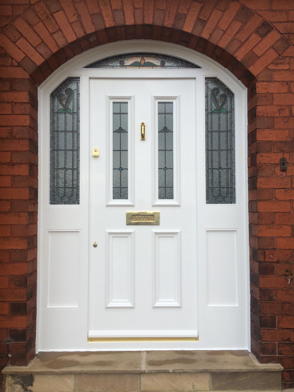 Grand victorian front door mc159 for Victorian doors