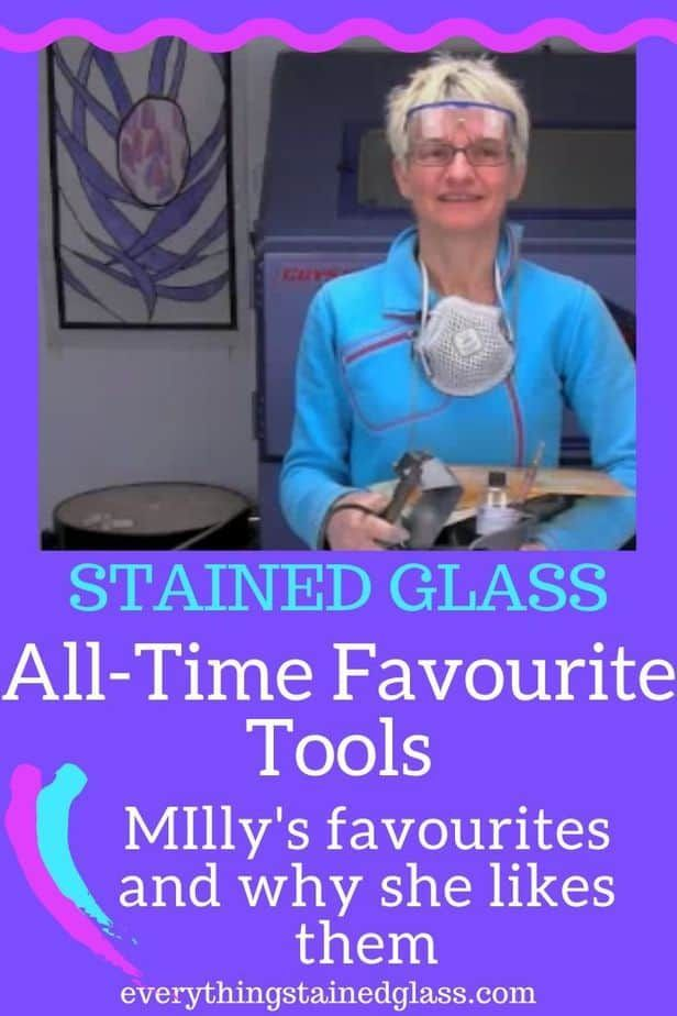 Recommended Tools For Stained Glass Making - Every