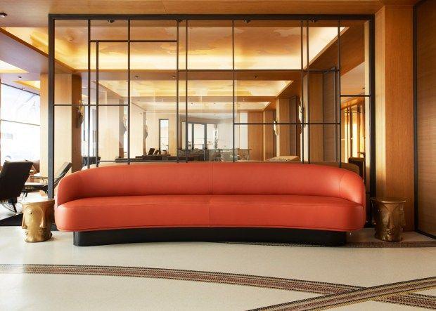 die besten 25 hellbraune ledersofas ideen auf pinterest. Black Bedroom Furniture Sets. Home Design Ideas