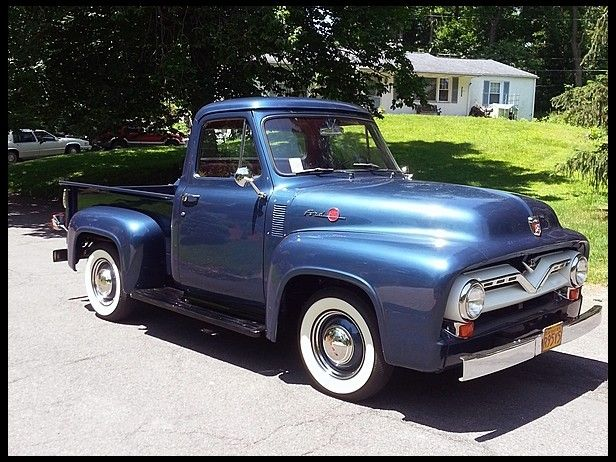 1955 Ford F100 | Mecum Auctions