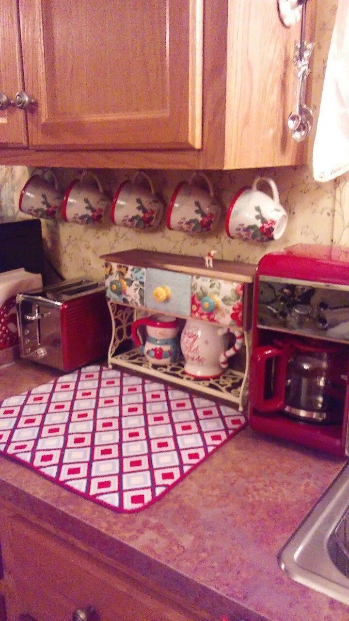 new mug rack so pretty kitchen pinterest pioneer woman