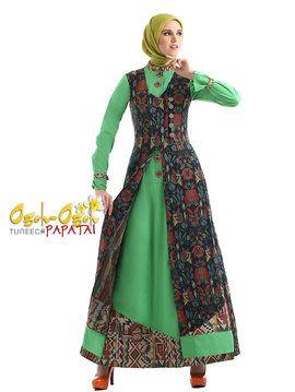 T 0215019 My Tuneeca Design Batik Dress Fashion Dresses Fashion
