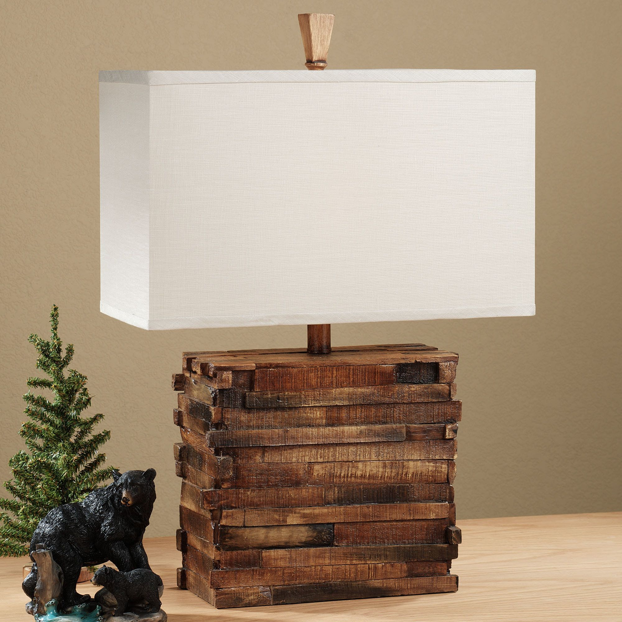oak base with retro way glass lamp night light lighting and top table pictures rustic etched