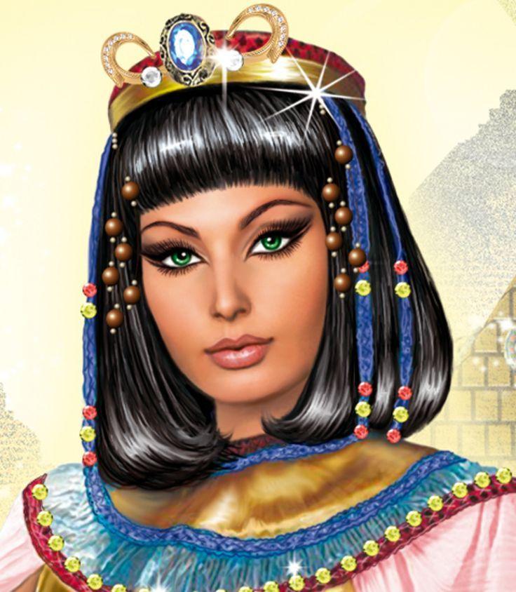 A modern Cleopatra | Cleopatra | Pinterest | Beautiful, Queen of ...