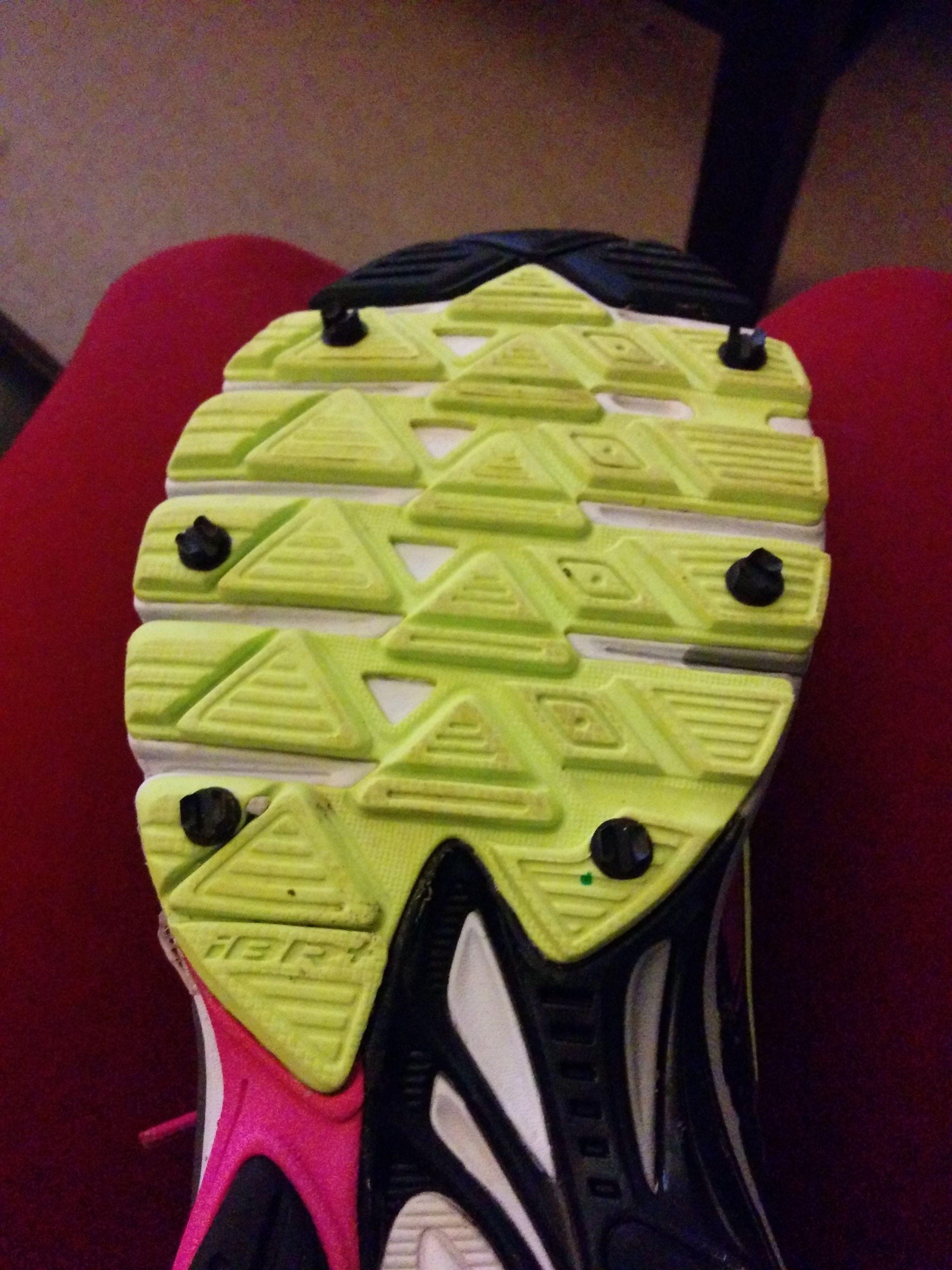 winter running spikes