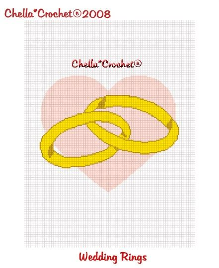 Double Wedding Ring Crochet Instructions eHowcom CrochetKnit