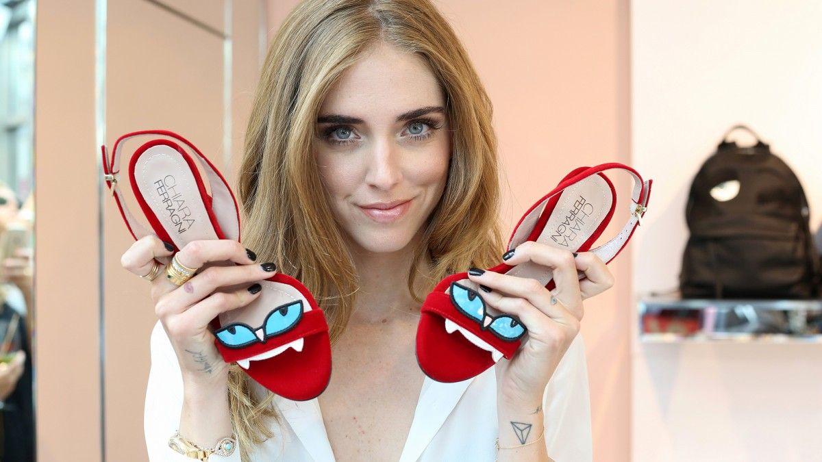 Chiara Ferragni, Fashion Designer