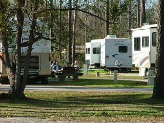 Pinecrest Rv Park Slidell La New Olrleans Overnight Camping