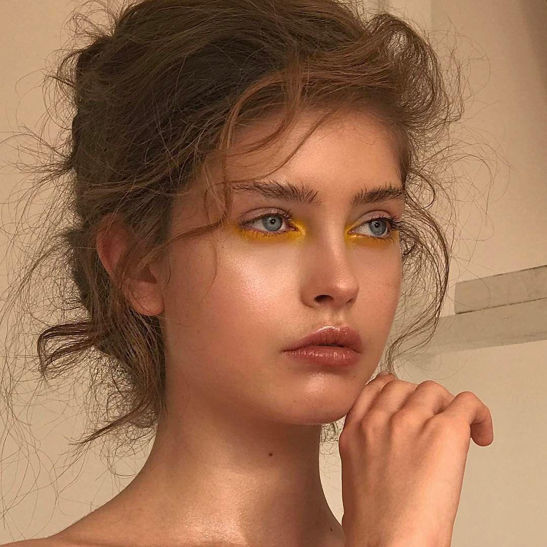 Editorial makeup makeup by sarah redzikowski las vegas