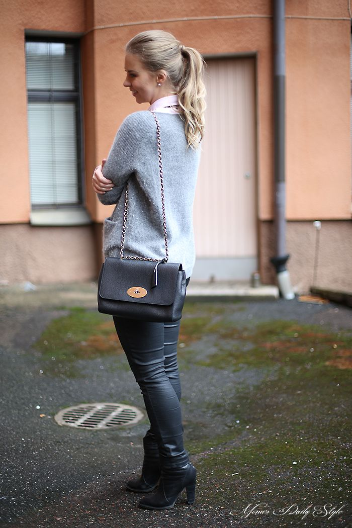 Fall outfit http://www.monasdailystyle.com/2014/02/23/outfit-220214/