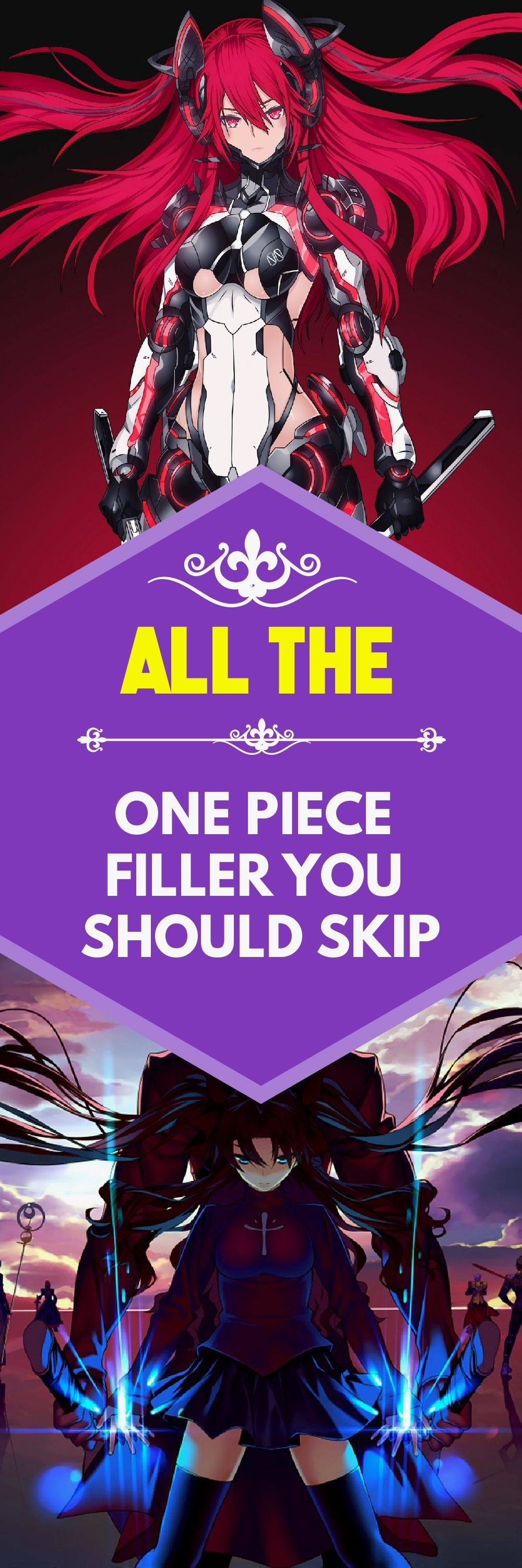 Ultimate One Piece Filler List | One piece anime, Terrible ...