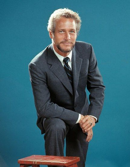 Newman, making age 51 look good, in 1976