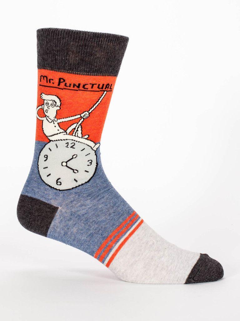 Men's Socks - Mr. Punctual