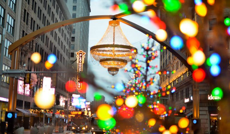 Cleveland Ohio The Crazy Tourist, Chandelier Cleveland Cost