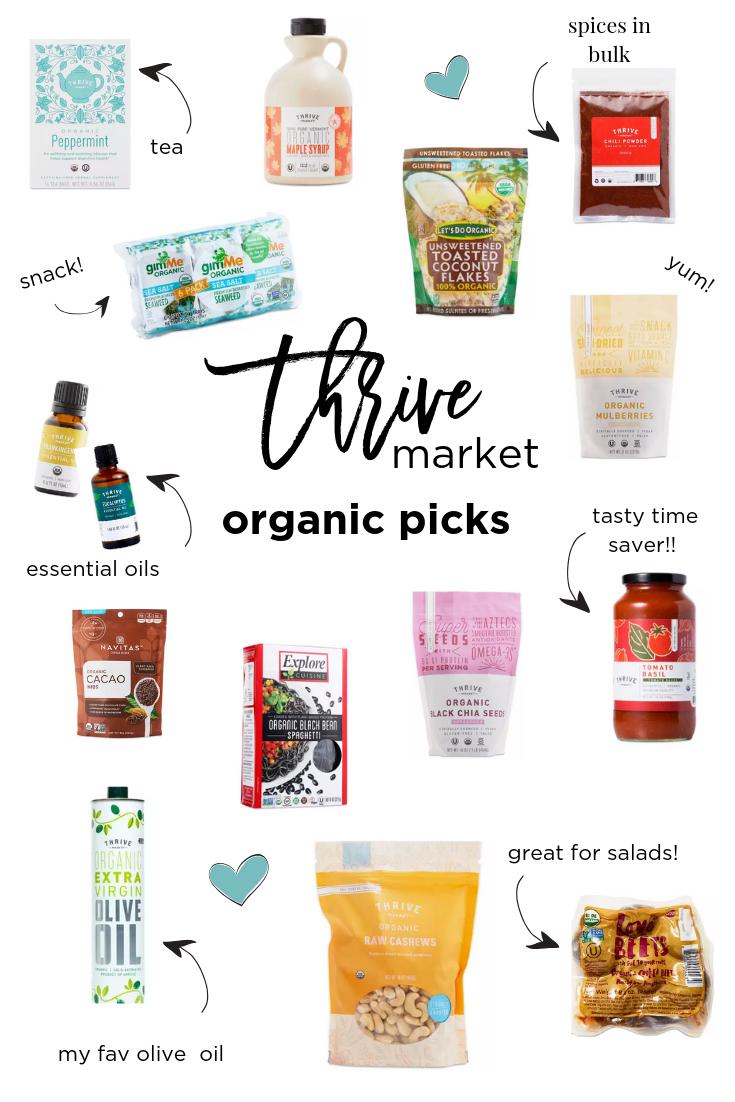 The Feed Thrive Market Organic Picks Food Confidence Thrive Market Recipes Thrive Market Thrive