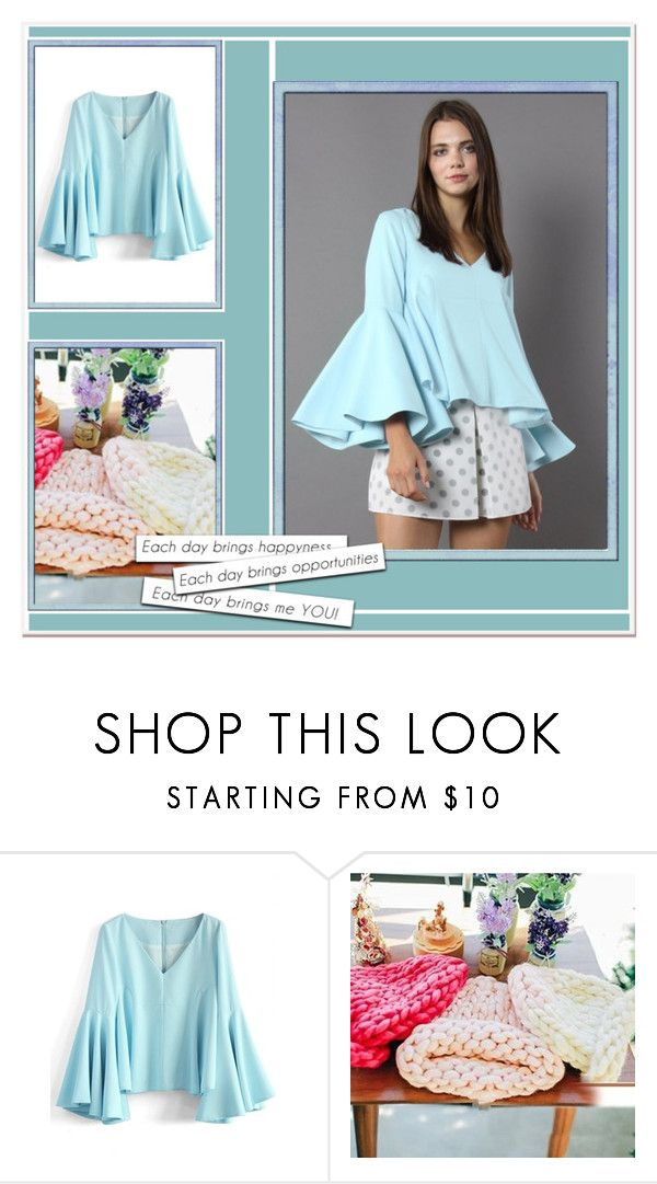 """""""Chichwish winner"""" by hewwit ❤ liked on Polyvore featuring Chicwish, Azalea and chicwish"""