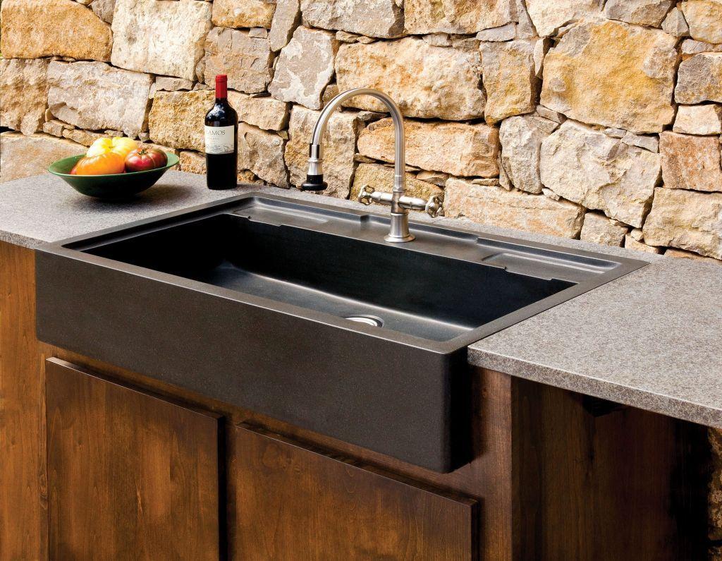 20 Lovely Summer Kitchens Outdoor Kitchen Sink Kitchen Sink Design Rustic Kitchen Sinks