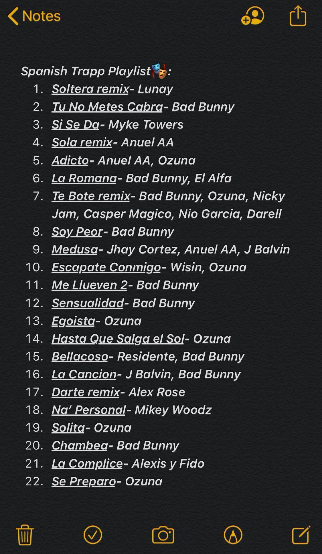 What Are Good Spanish Playlist Names   csi sigegov.org