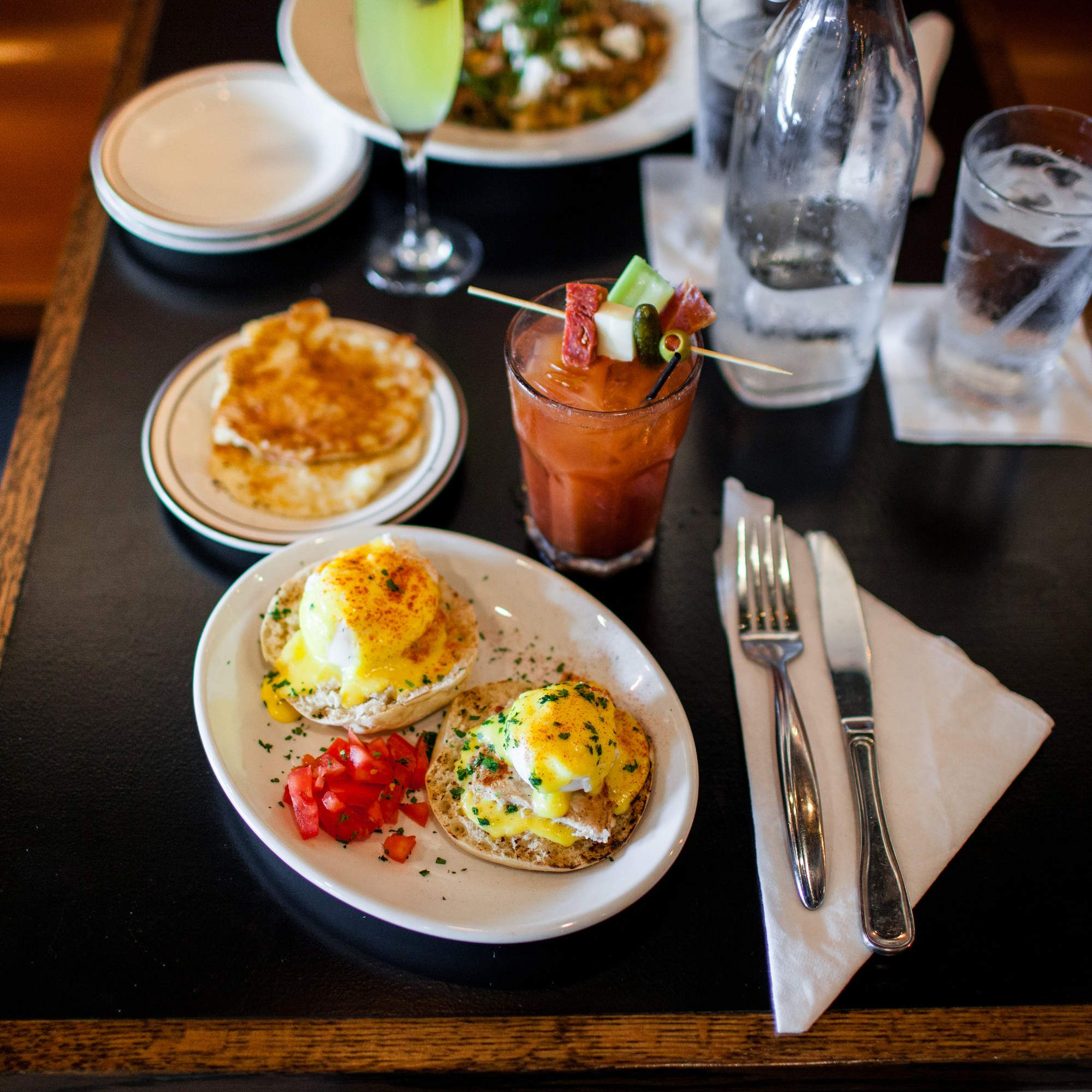Drink Up: The Best Boozy Brunches In Detroit
