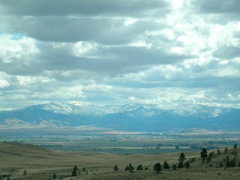 Helena, Montana  Best scene on the back of a bike. You cannot be stressed when you are here.  Its sooooo peaceful.