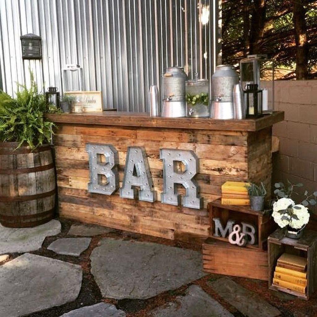 30+ Unusual DIY Outdoor Bar Ideas On A Budget | Diy ...