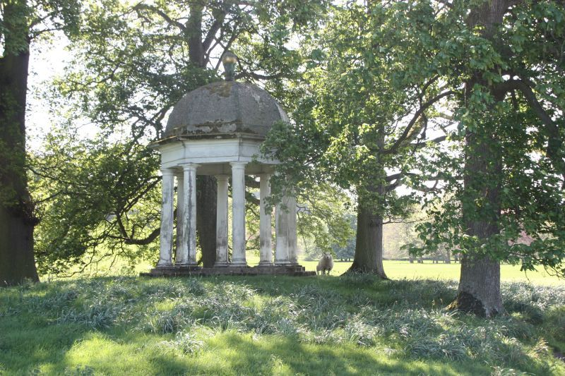Nant clwyd rotunda it was here in wales that english lawn
