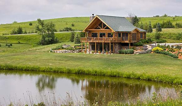 Expedition Log Homes Alaska